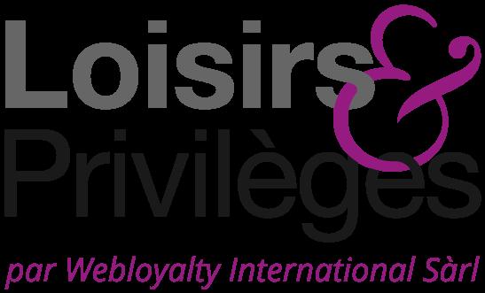 Logo du programme de cashback de Webloyalty Loisirs & Privilèges